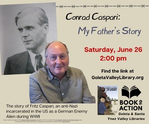 Conrad Caspari: My Father's Story